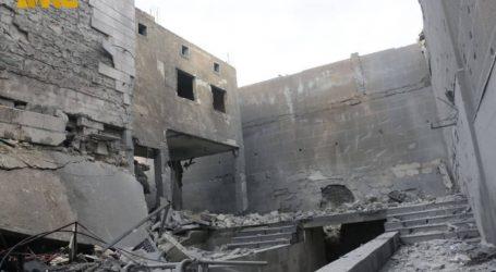 Ruské nálety na provinciu Aleppo vyradili z prevádzky dve nemocnice