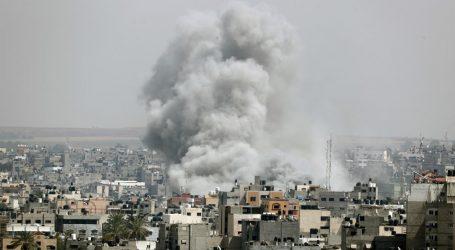Izrael vrátil raketový útok Hamasu v Gaze