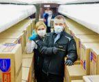 Slovenský špeciál doviezol z Číny milión rúšok a tisíce rýchlotestov