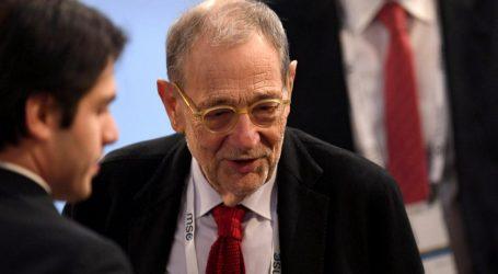 Bývalý šéf NATO Javier Solana má koronavírus