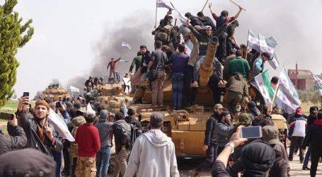 Rusko a Turecko spustili spoločnú hliadku pozdĺž diaľnice v sýrskom Idlibe