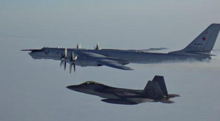 VIDEO: Ruské špionážne lietadlá zachytené pri pobreží Aljašky