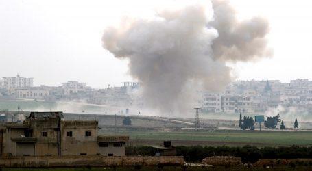Sýria: Turci pokračujú vo vojenskej operácii v Idlibe, zostrelili sýrske lietadlá