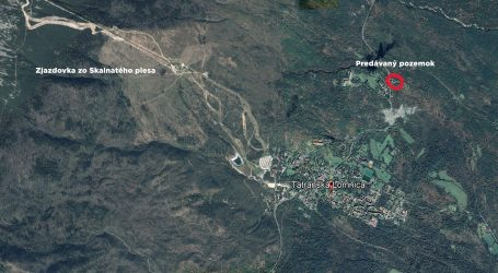 Štátne pozemky v Tatrách predalo ministerstvo obrany firme napojenej na J&T