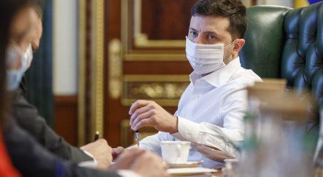 Ukrajinský prezident je optimista. Vojnu na Donbase chce ukončiť do konca mandátu