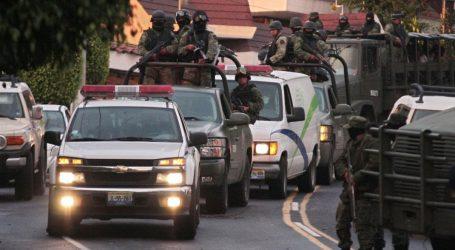 Mexiko: Prezident nariadil armáde, aby aj naďalej pomáhala v boji s kriminalitou