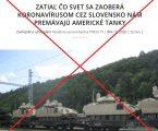 HOAX: Americké tanky sa nepremávali územím SR počas koronavírusovej epidémie