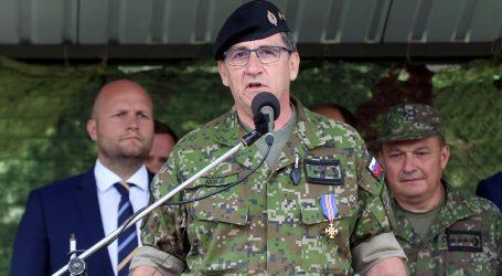Generál Joch odišiel do civilu. Nástupcu zatiaľ nemá
