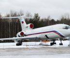 Civilné dopravné lietadlo Tu-154 odišlo do výslužby
