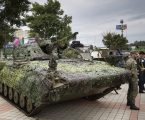 V Bratislave sa začal veľtrh obrannej techniky IDEB, zastúpených je 17 krajín