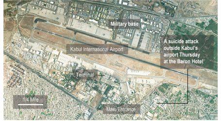 Teroristický útok pri kábulskom letisku si vyžiadal desiatky obetí